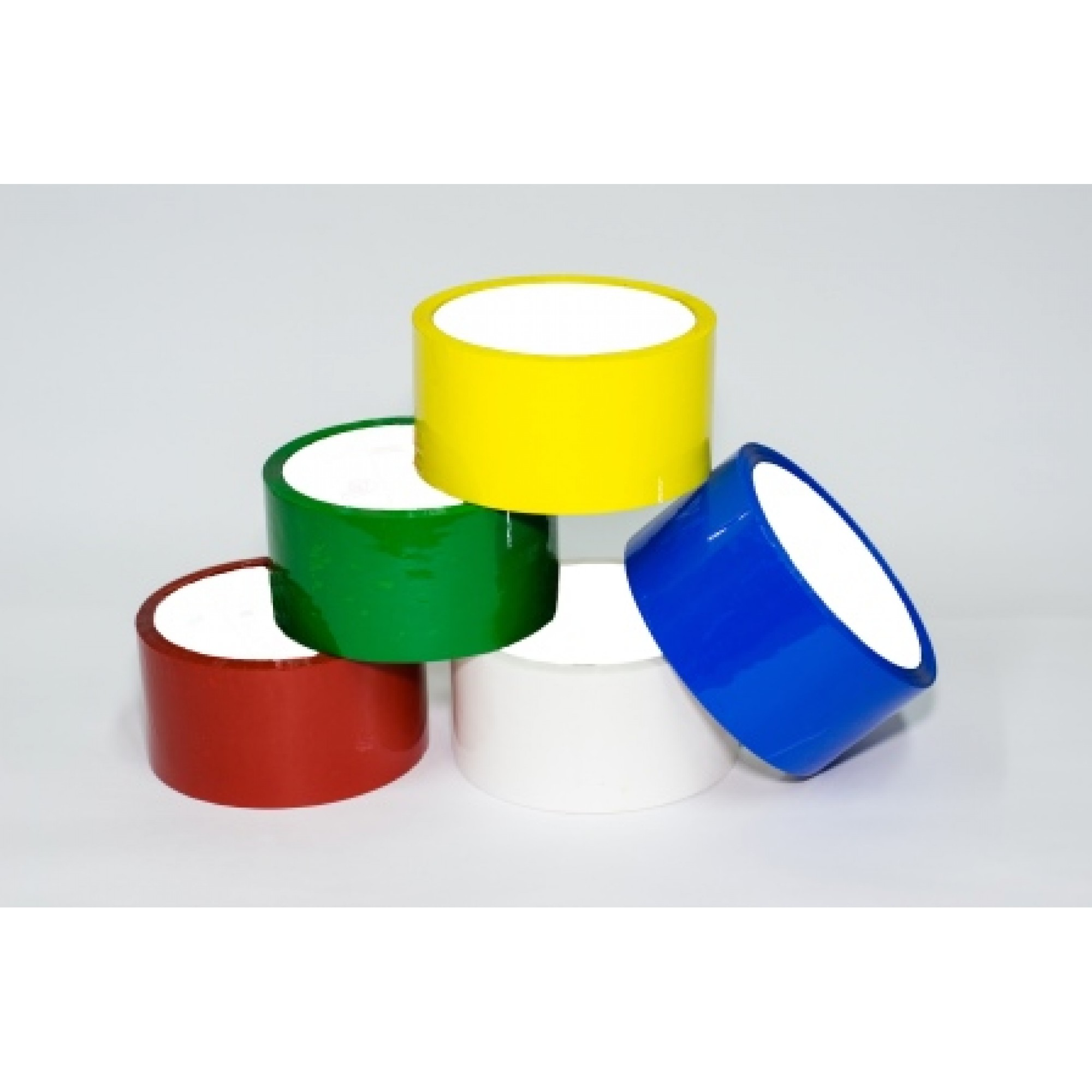 Colored OPP Tape
